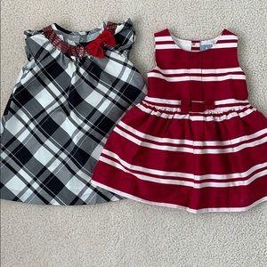 Baby Gap/ Carter dresses